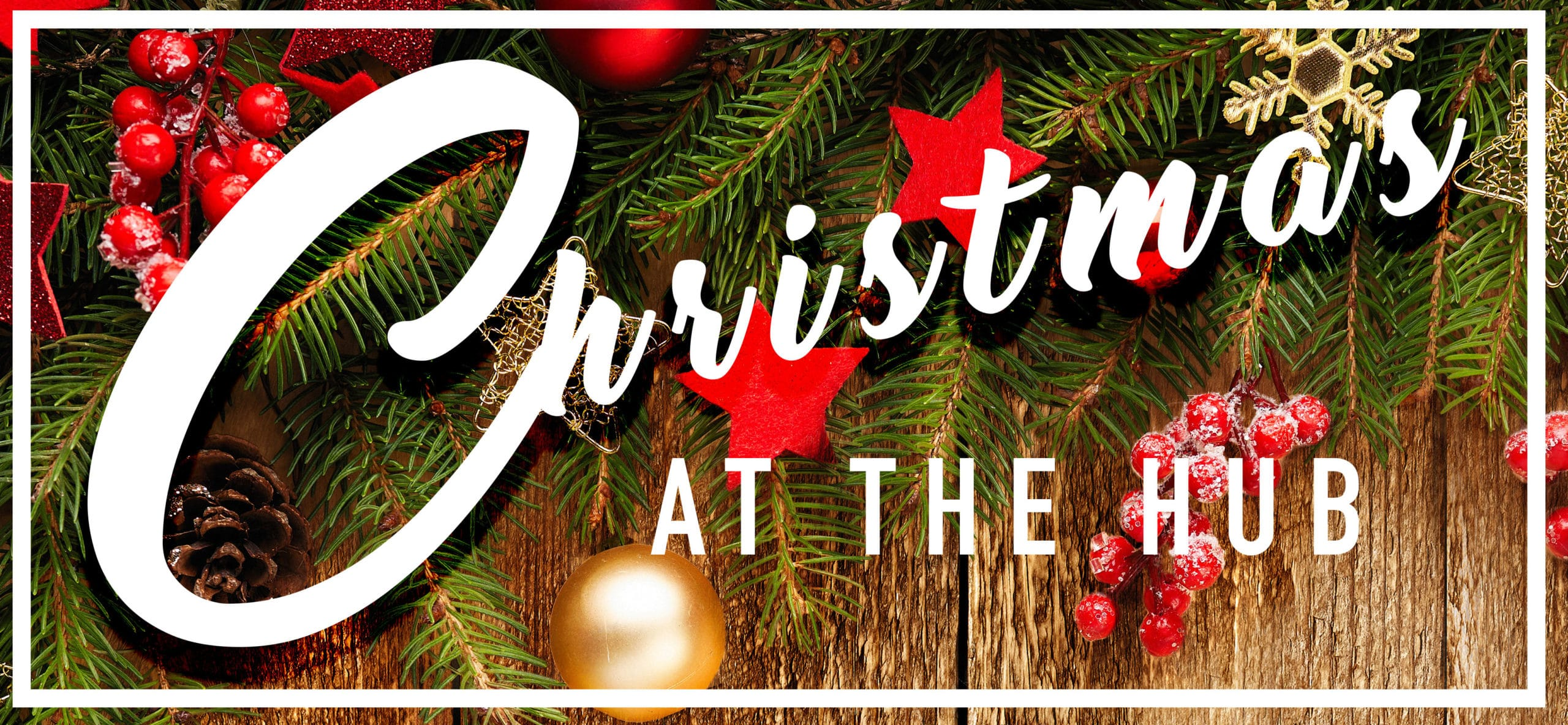 Christmas at the Hub on the Park